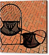Alone Together Acrylic Print