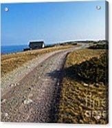 Along The Coast Of Baltic Sea Acrylic Print
