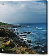 Along The Marginal Way Acrylic Print