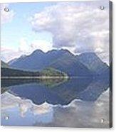 Alouette Lake Reflections - Golden Ears Prov. Park, Maple Ridge, British Columbia Acrylic Print