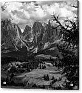 Alpes IIi Acrylic Print