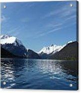 Alpine Mirror Acrylic Print