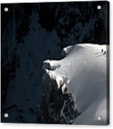 Alpinists Acrylic Print