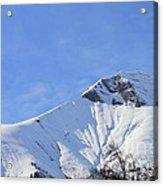 Alps Vista  Acrylic Print