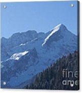 Alpspitze Bavaria 1 Acrylic Print