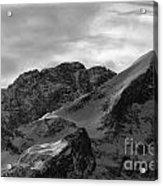 Alpspitze Bavaria 2 Acrylic Print