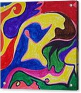 Alrisha The New Breed Acrylic Print
