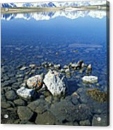 Altai Acrylic Print by Anonymous