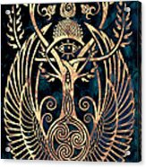 Altar #1 Acrylic Print by Cristina McAllister