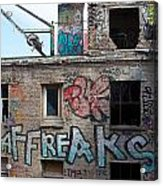 Alte Eisfabrik Berlin Acrylic Print
