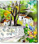 Altea La Vieja 04 Acrylic Print