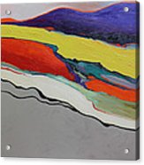 Altered Landscape Acrylic Print