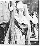 Alva Vanderbilt (1853-1933) Acrylic Print
