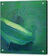 Alvor Working Boat  Acrylic Print