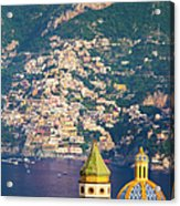 Amalfi Coast Acrylic Print