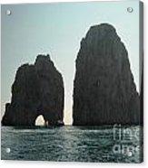 Amalfi Horizon Acrylic Print