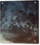 Amazing Clouds Acrylic Print