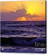 Amazing - Florida - Sunrise Acrylic Print