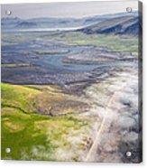 Amazing Iceland Landscape Acrylic Print