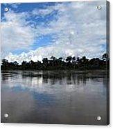 Amazon Reflections Acrylic Print