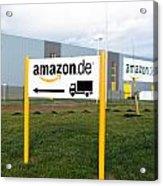 Amazon Warehouse Acrylic Print