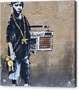 Ambivalence Banksy Acrylic Print