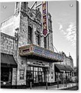 Ambler Theater In Ambler Pennsylvania Acrylic Print