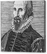 Ambrose Pare (1517?-1590) Acrylic Print