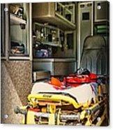Ambulance - Trip Of A Lifetime  Acrylic Print