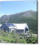 Amc Greenleaf Hut Acrylic Print