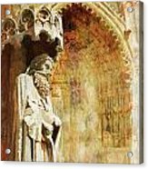 Ameins Cathedral  Acrylic Print