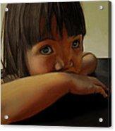 Amelie-an 7 Acrylic Print