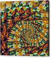 Amen Spiral Acrylic Print