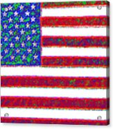 America - 20130122 Acrylic Print by Wingsdomain Art and Photography