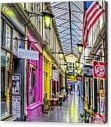 America Cardiff Style Acrylic Print