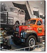 America On Wheels Museum - 4 Acrylic Print