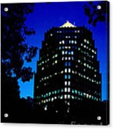 American Century Tower 1 Acrylic Print