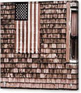 American Colors Of Maine Acrylic Print