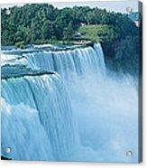 American Falls Niagara Falls Ny Usa Acrylic Print
