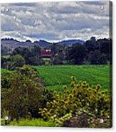 American Farmland 2 Acrylic Print