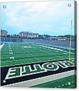 American Football Stadium Acrylic Print