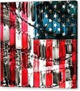 American Heroes Acrylic Print