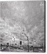 American Highway Acrylic Print