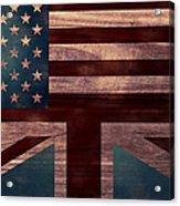 American Jack I Acrylic Print by April Moen