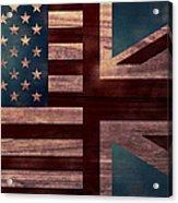 American Jack II Acrylic Print by April Moen