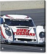 American Lemans Porsche Prototype Acrylic Print
