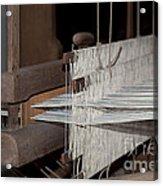 American Loom 1 Of 3 Acrylic Print