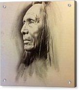 American Man Acrylic Print