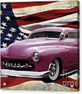 American Merc Acrylic Print