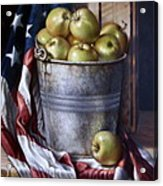 American Pie Acrylic Print